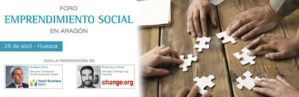 Foro del Emprendimiento Social en Aragón