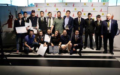 Clasificaciones de los Campeonatos de Aragón de Coctelería y Maîtres