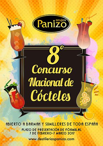VIII Concurso Nacional de Cócteles Panizo