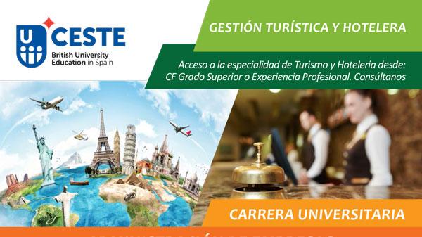 [FORMACION] CESTE: Acceso a la especialidad de Turismo y Hostelería