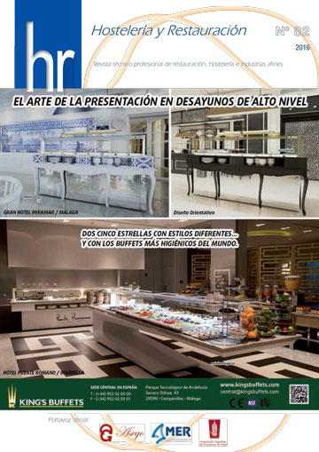 Revista HR, Hostelería y Restauración, número 82