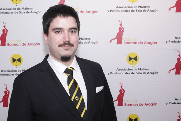 I Congreso Autonómico de Servicio de Sala: Ponencias. Antonio Bernardos.