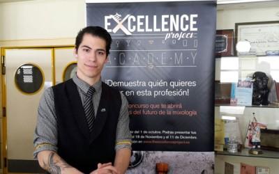 Jonathan Pallaruelo, a la final del Excellence Project en Madrid