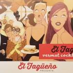 [Nuestros Socios] Vermut, Cocktail & Music en El Fagüeño