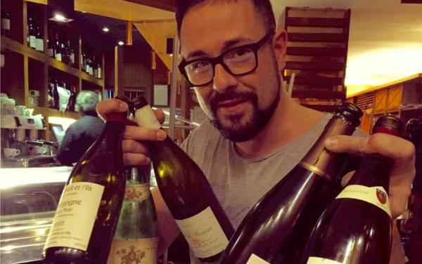 Fernando Mora, nuevo Master of Wine