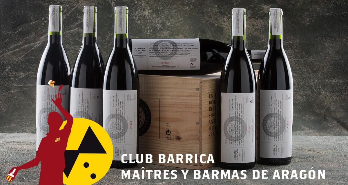 Club Barrica de las Asociaciones de Maîtres y Barmans de Aragón.