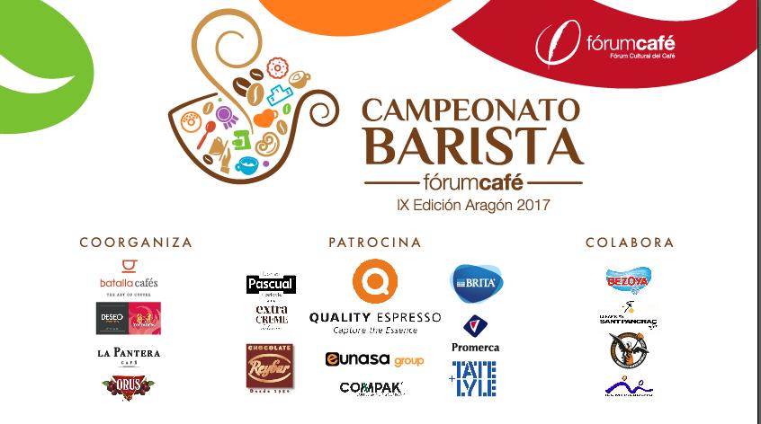 IX Campeonato de Baristas de Aragón 2017