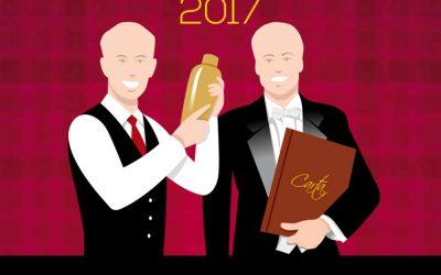 Guía de Maîtres y Barmanes de Aragón 2017