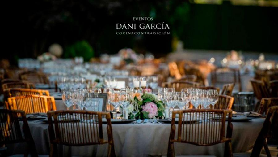 [Oferta de Empleo] 2º Maître para Dani García Eventos