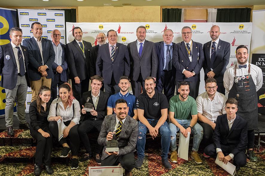 SAPHA 2018 y los campeonatos de Aragón en la revista Hostelería y Restauración