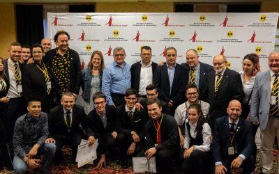 El campeonato de Aragón de Maîtres en 'Un oeil en Salle'