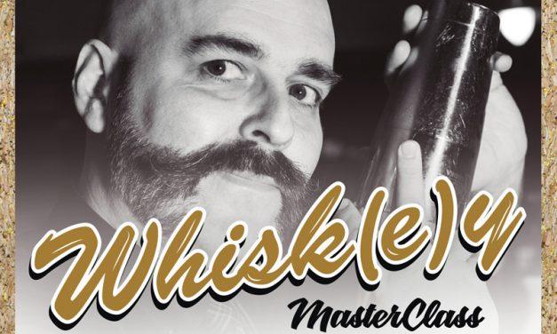 Masterclass del Barman Manu Iturregui 13/06/2018.