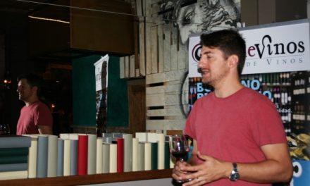 [Actividades de los socios] Cata en Cooper Vinos