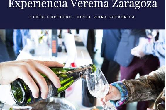 1ª Experiencia Verema Zaragoza
