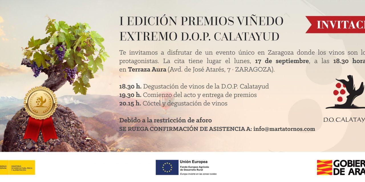 Premios Viñedo Extremo D.O.P. Calatayud