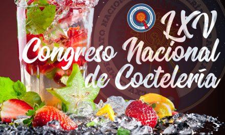 LXV Congreso Nacional de Coctelería