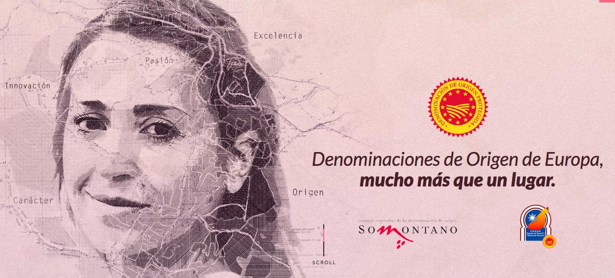 [Actividades de la Asociación] Jornada DOP Somontano y la DOP Jamón de Teruel.