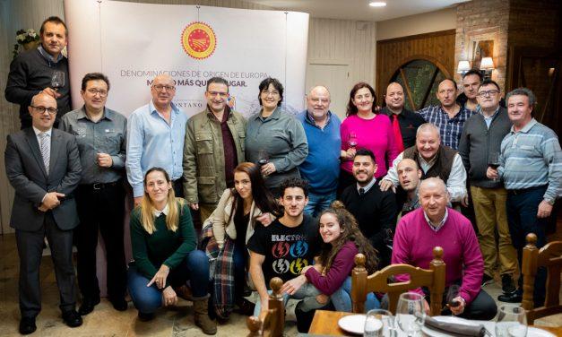 [Actividades de la Asociación] Cata Maridada de las DO's Somontano y Jamón de Teruel