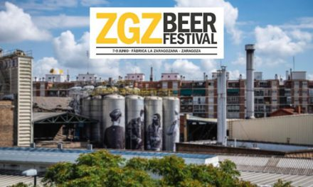 Zaragoza Beer Festival. 7 al 9 de junio, 2019.