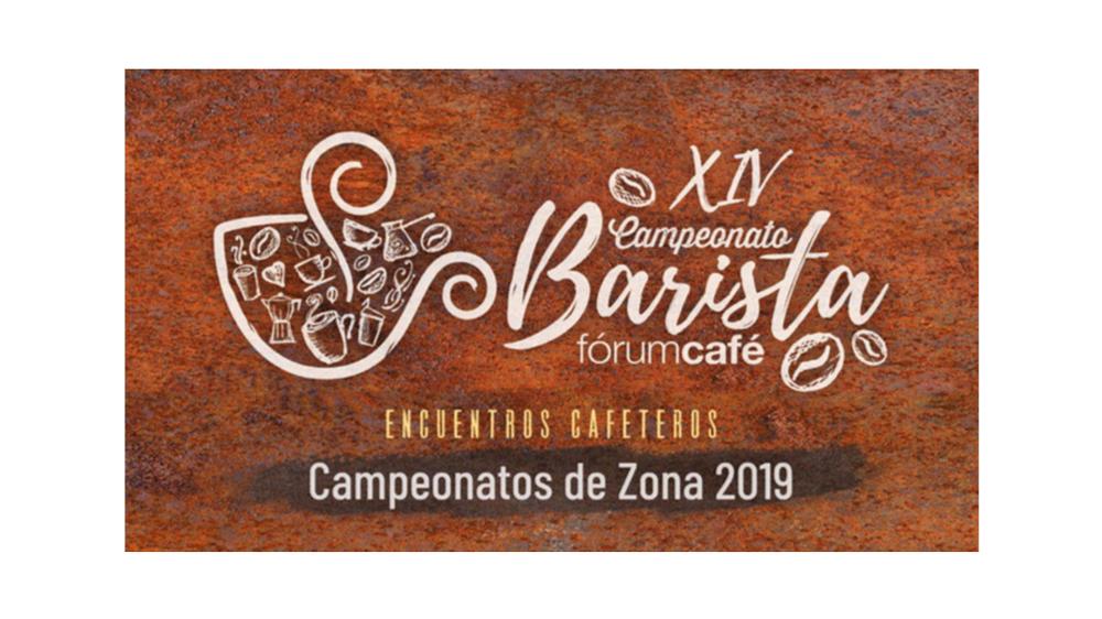 Baristas aragoneses en los Campeonatos de Zona Fórum Café