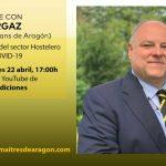 Webinar con Carlos Orgaz: analizando el sector de la restauración presente y futuro