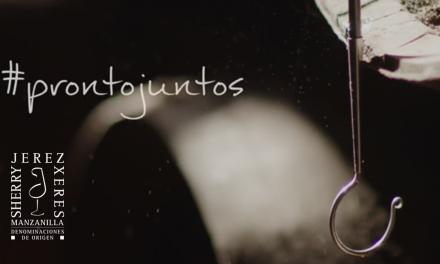 #ProntoJuntos. Actividades formativas y de difusión de la D.O. Vinos de Jerez