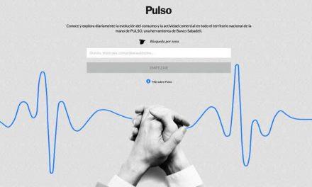 Banco Sabadell lanza PULSO, herramienta para conocer la actividad comercial del país.