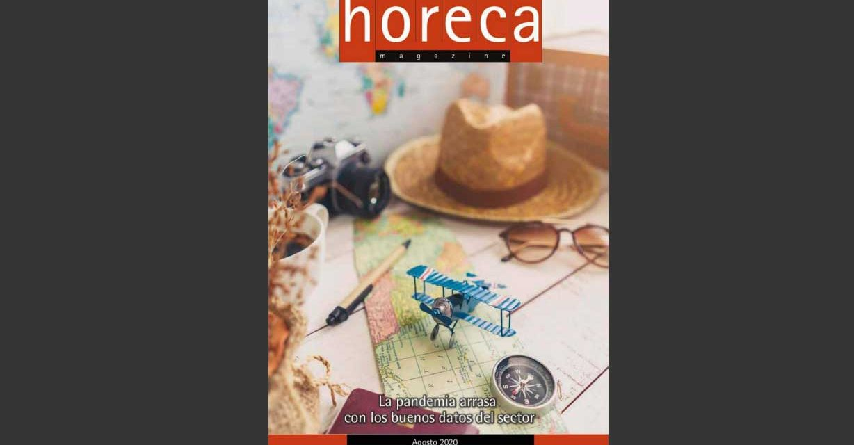 Revista Horeca – agosto 2020 disponible.