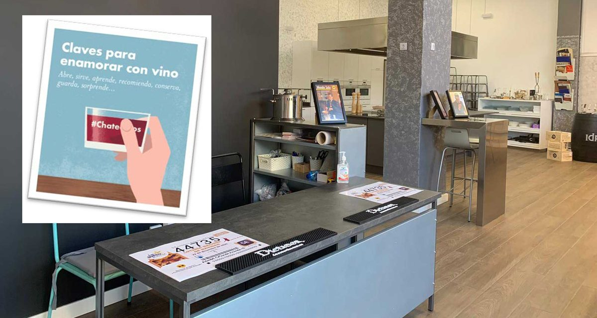 Cata para socios: Claves para enamorar con vino. 10/12/2020