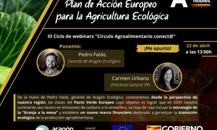 PLAN DE ACCION EUROPEO PARA LA AGRICULTURA ECOLÓGICA