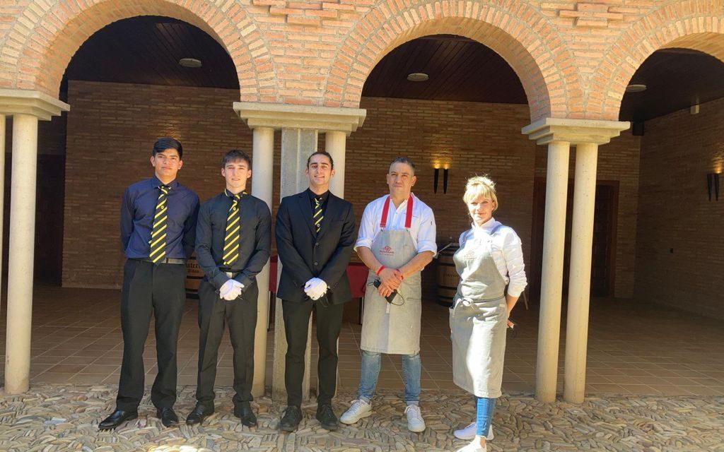 La Asociación de Maîtres de Aragon se vincula estrechamente con sus Partners y patrocinadores