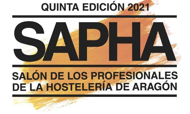 INAUGURACIÓN  DEL  V  SALÓN  DE LOS PROFESIONALES  DE LA HOSTELERIA  DE ARAGÓN 2021  (SAPHA)